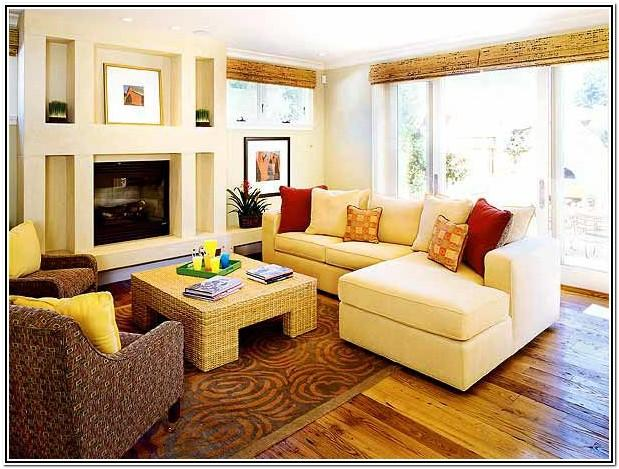 Living Room Ideas With Sectional And Fireplace