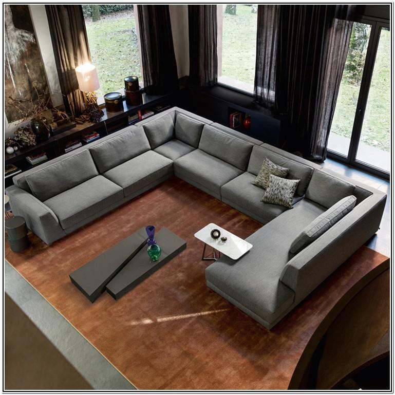 Living Room Ideas With Sectionals Three Side