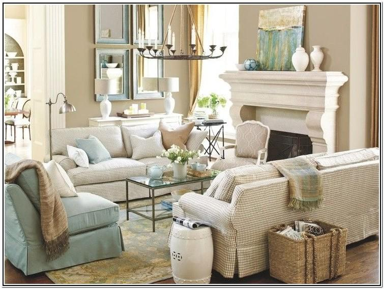 Living Room Ideas With Tan Walls