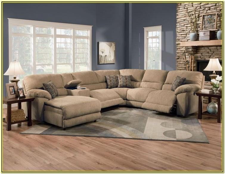 Living Room Ideas With Two Recliners