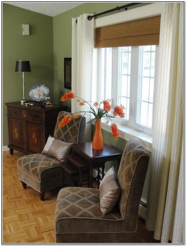 Living Room Ideas With Two Windows