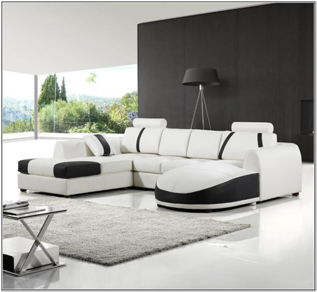 Living Room Ideas With White Leather Sectional