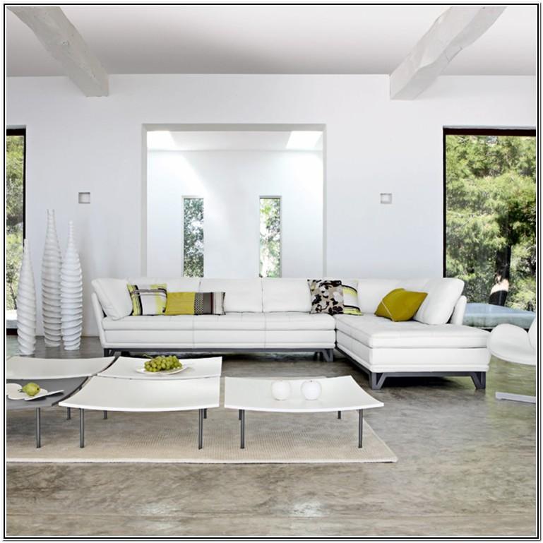 Living Room In White Ideas