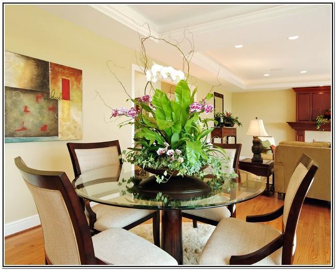 Living Room Indoor Plant Arrangement Ideas