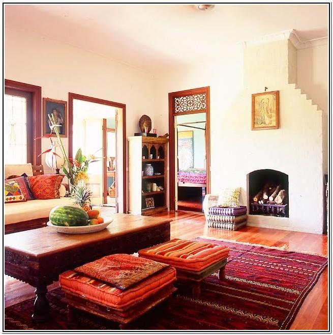 Living Room Interior Design Ideas India