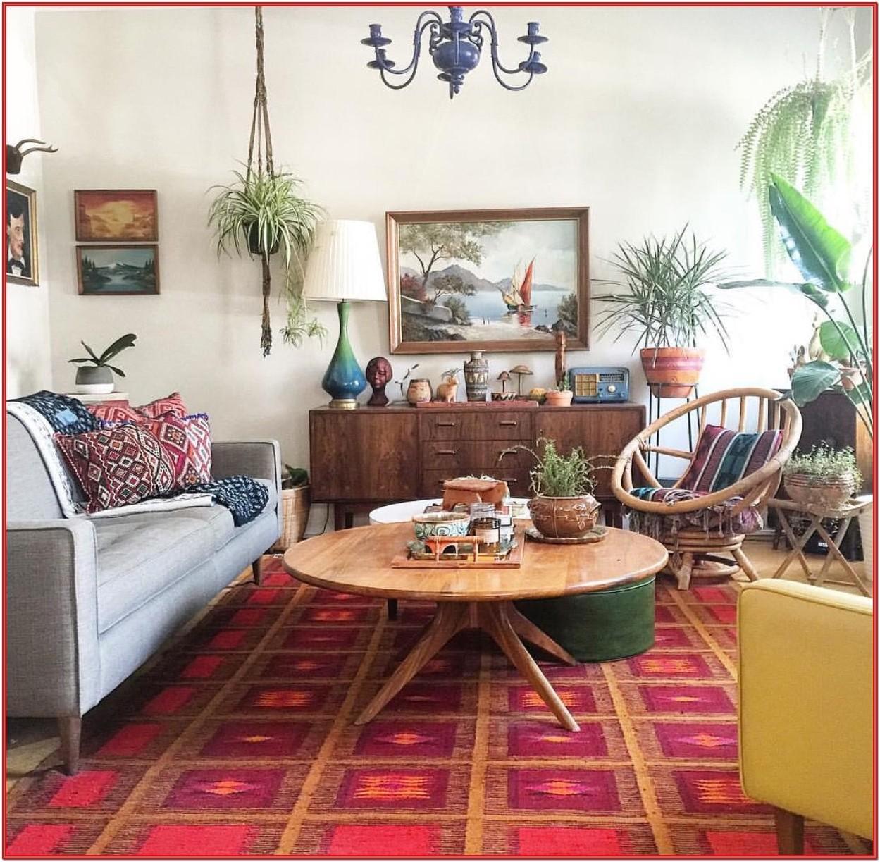 Living Room Interior Design Ideas With Plants