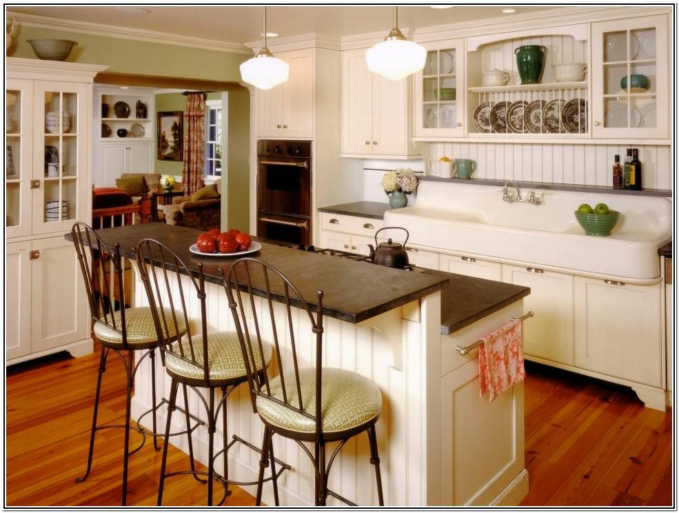 Living Room Into Kitchen Ideas