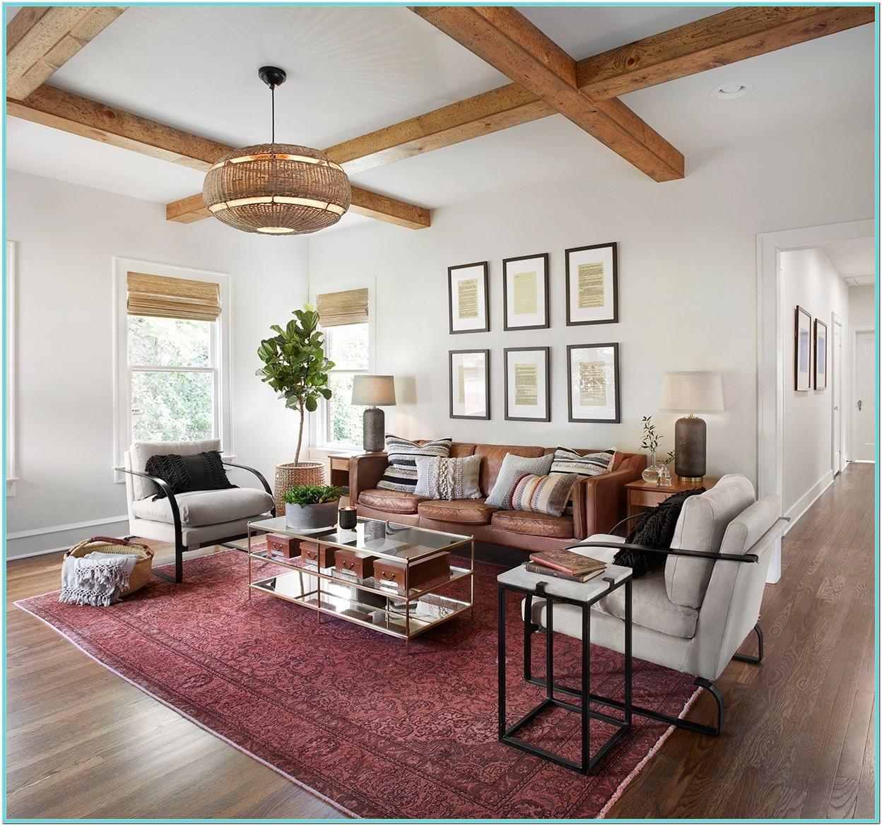 Living Room Joanna Gaines Design Ideas