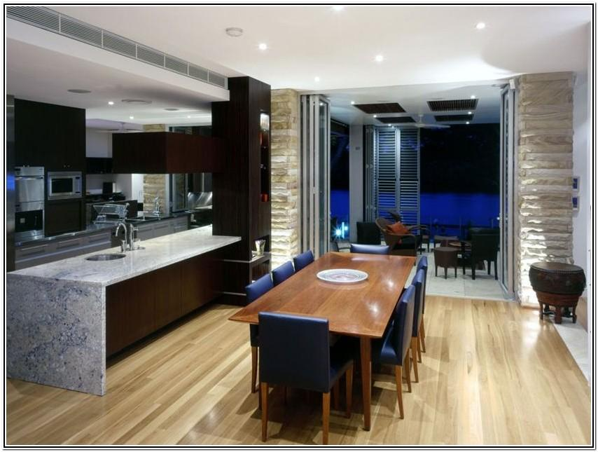 Living Room K Itchen Dining Ideas