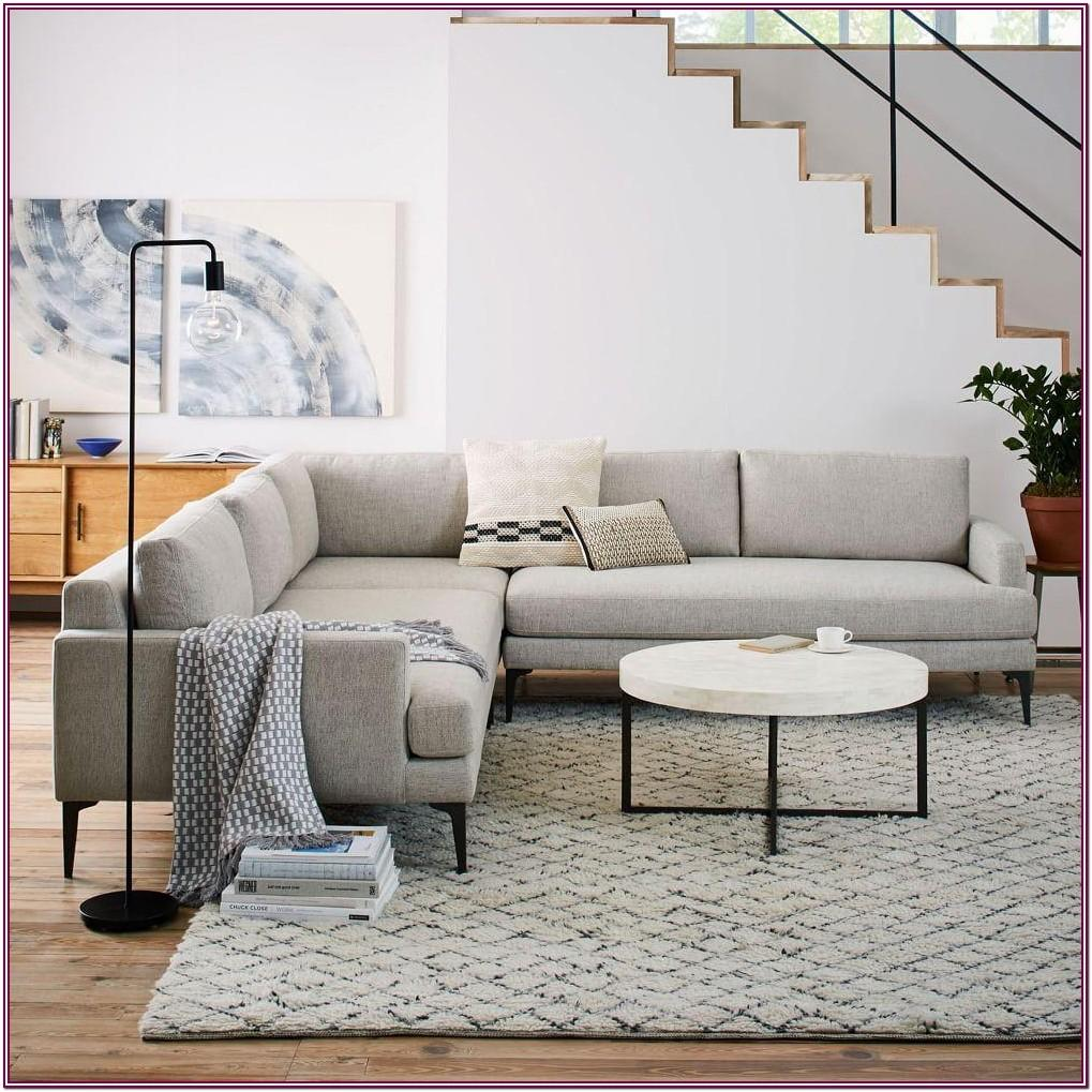 Living Room L Shaped Sectional Couch