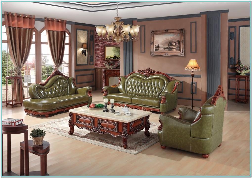 Living Room Luxury Sofa Sets
