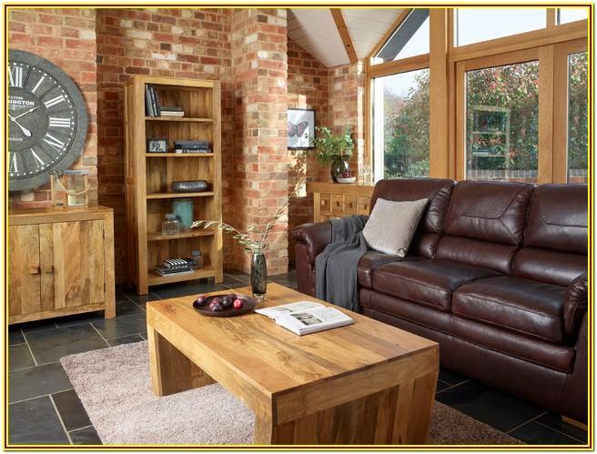 Living Room Mango Wood Furniture