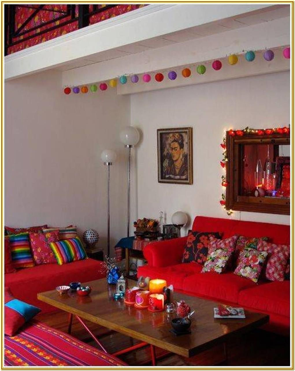 Living Room Mexican Style Furniture