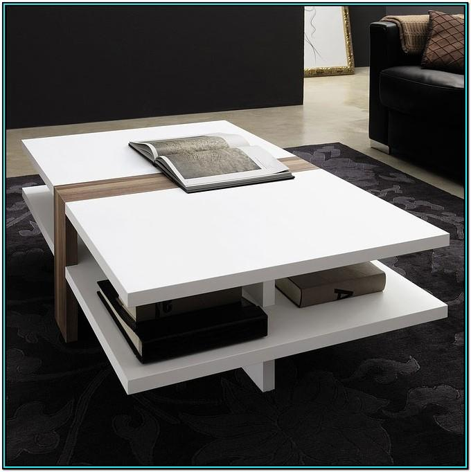 Living Room Modern Coffee Table Ideas