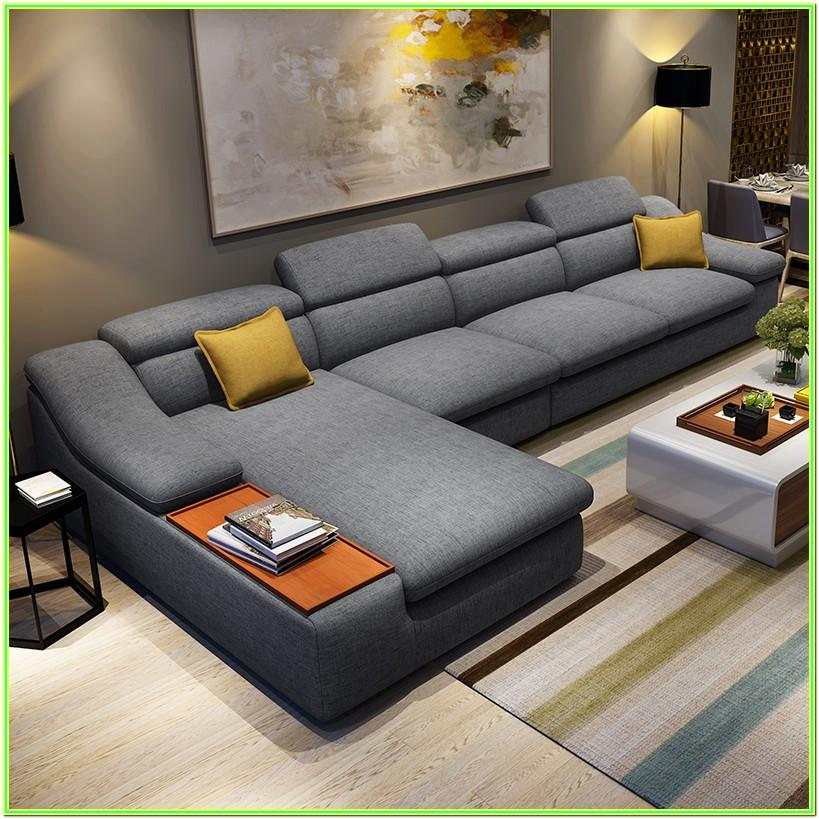 Living Room Modern Couch Design