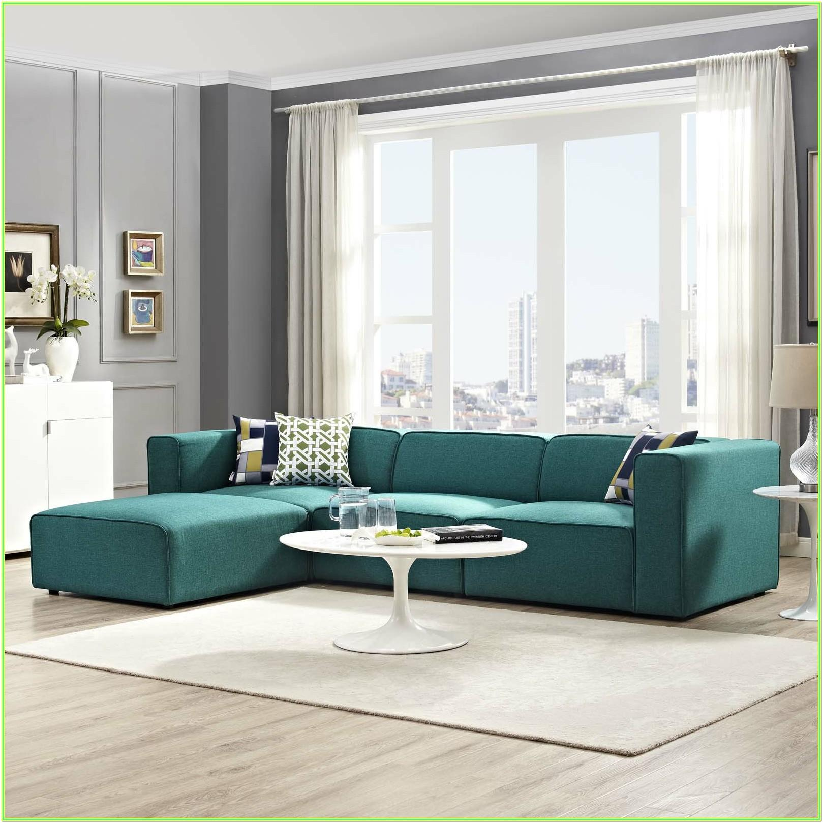 Living Room Modern Couch Set