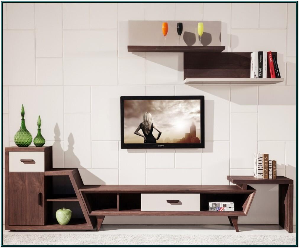 Living Room Modern Television Cabinet Design