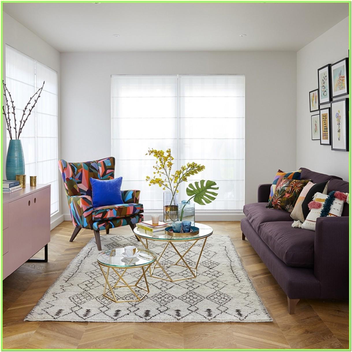 Living Room Open Plan Interior Design