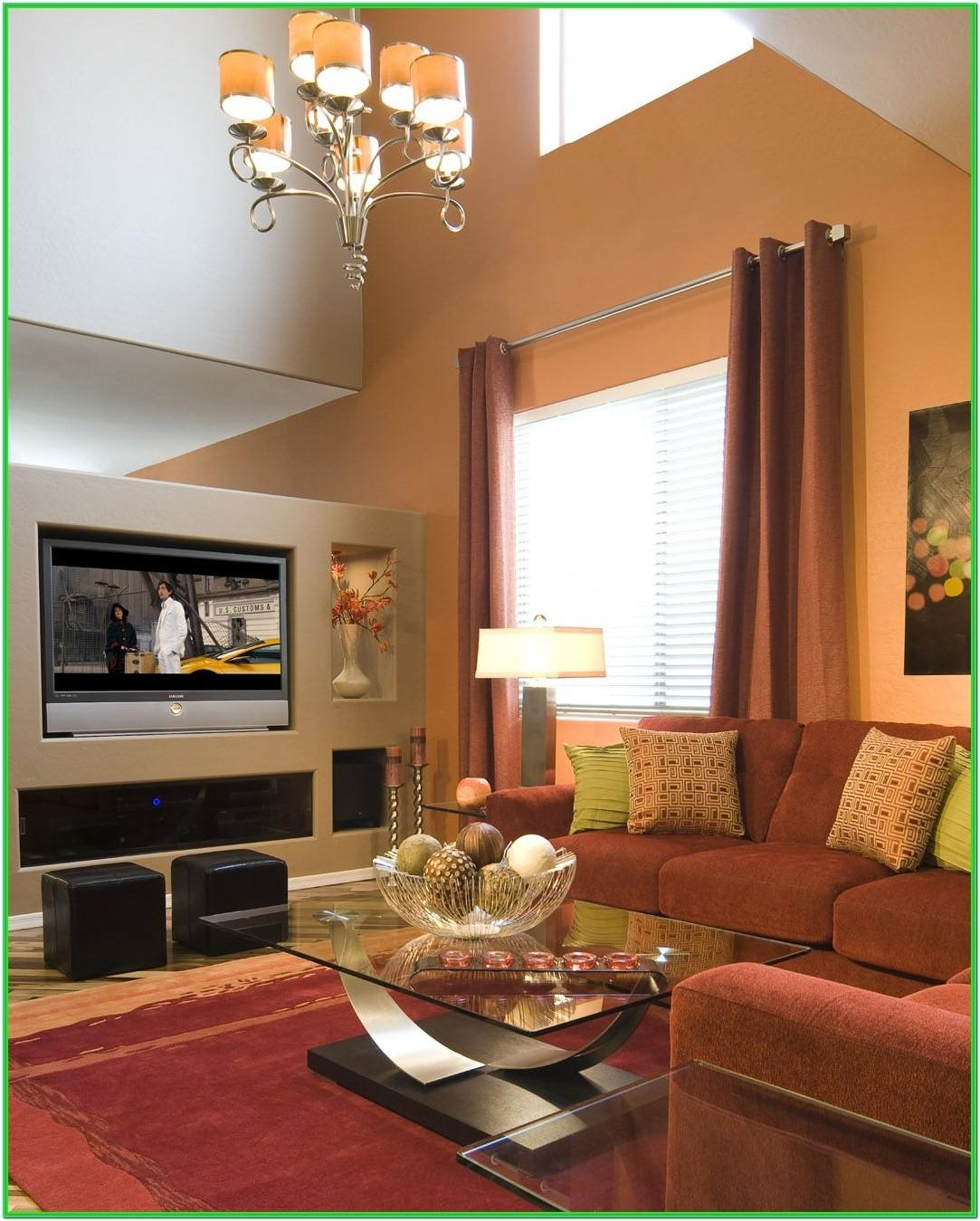 Living Room Paint Color Ideas With Accent Wall