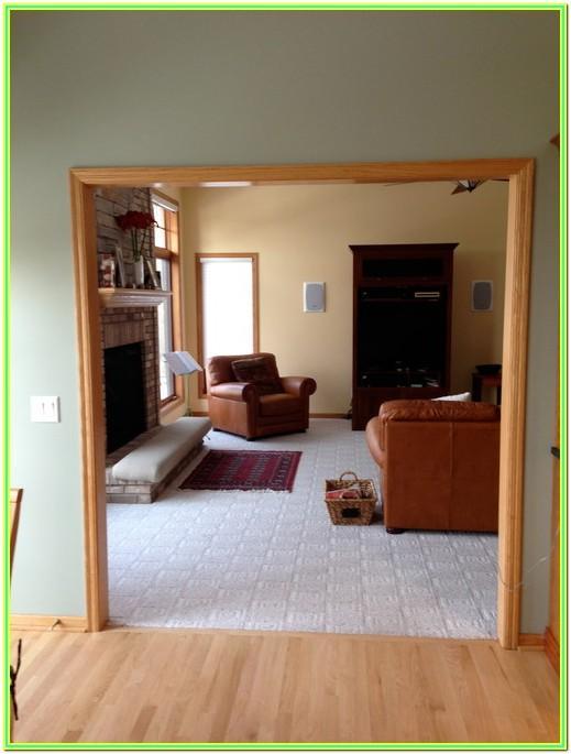 Living Room Paint Colors With Honey Oak Trim