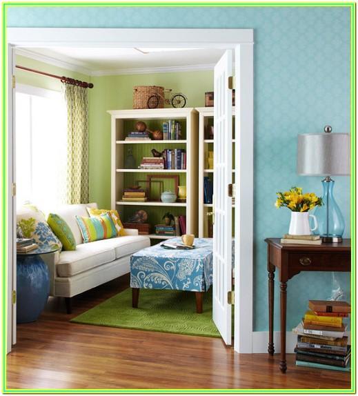 Living Room Paint Ideas To Brighten Room