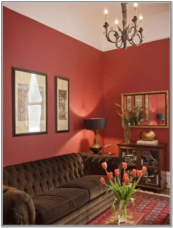 Living Room Paint Ideas With Red Furniture