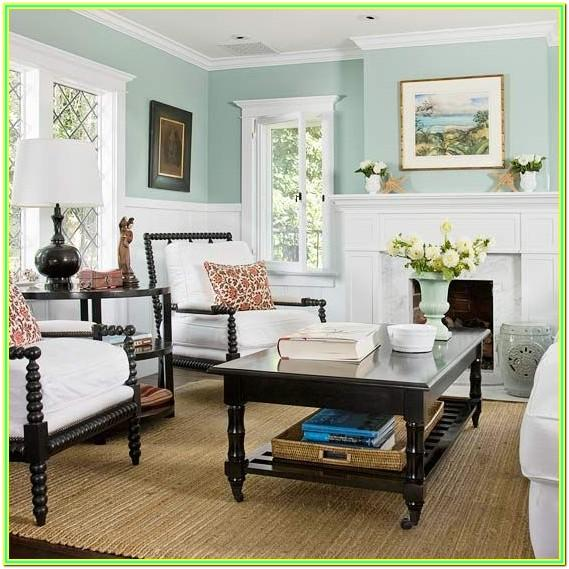 Living Room Paint Ideas With White Trim