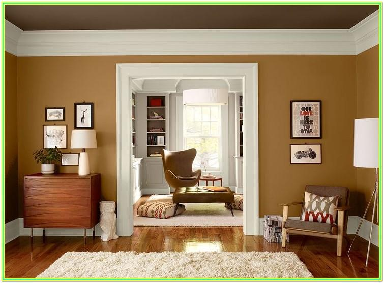 Living Room Paint Samples