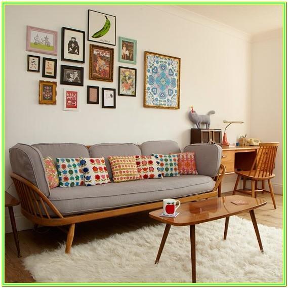 Living Room Photo Frame Ideas