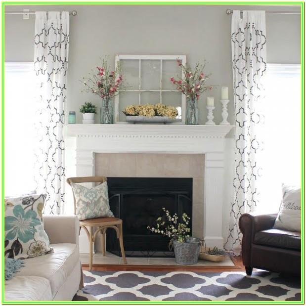 Living Room Photo Frames Ideas