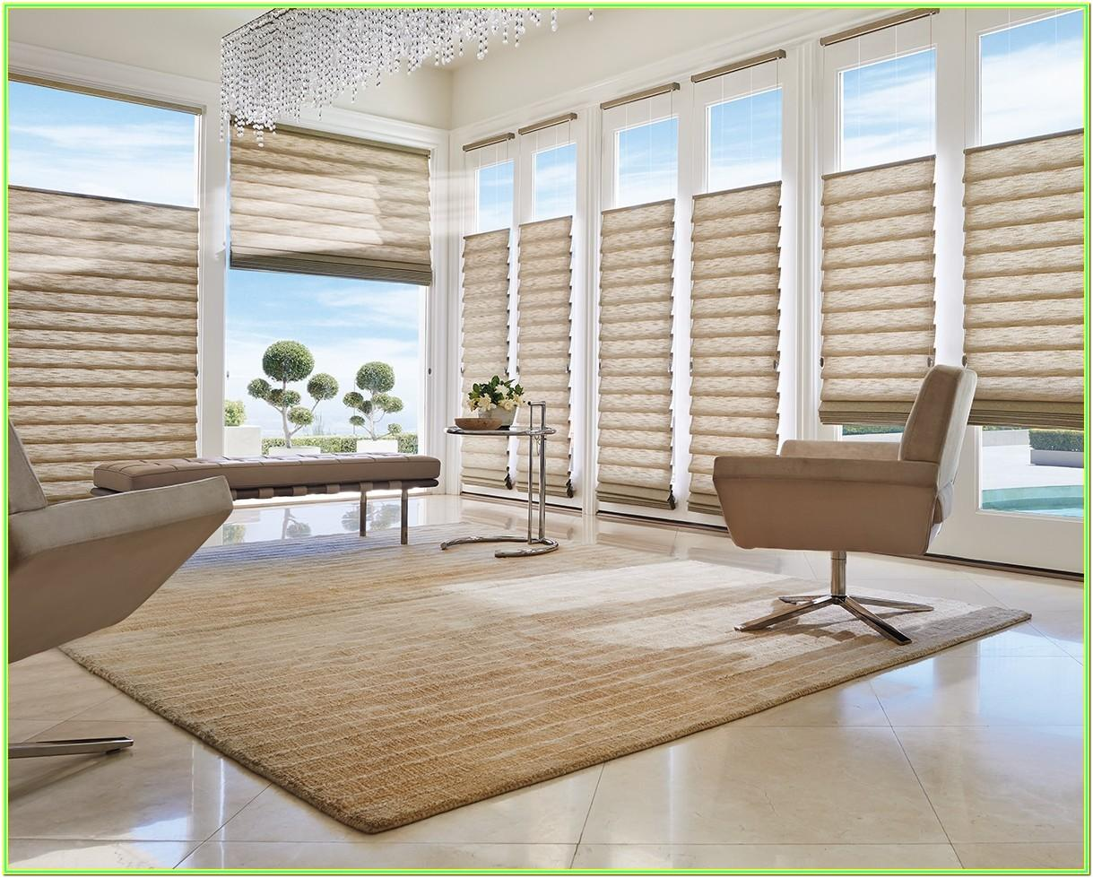 Living Room Roman Blinds Images
