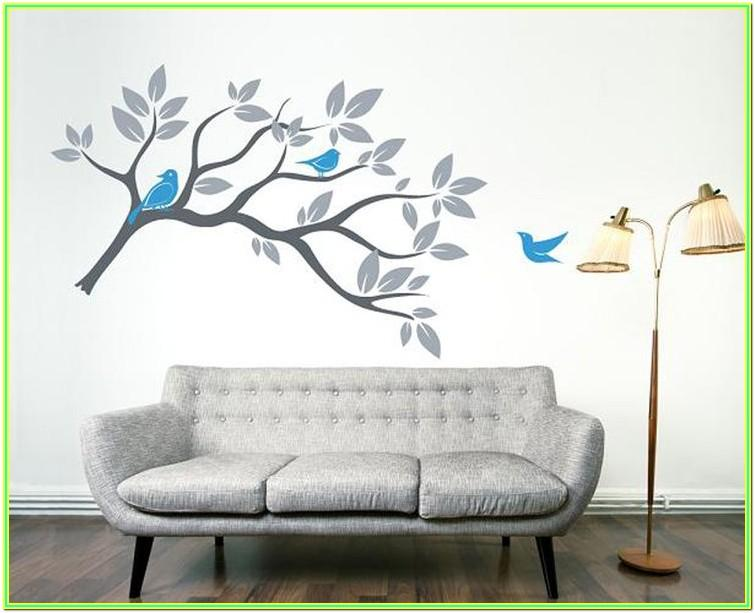 Living Room Simple Wall Painting Images