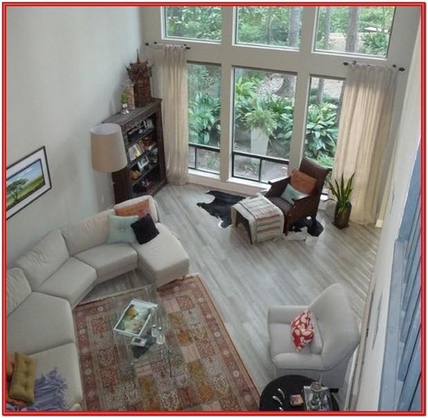 Living Room Sliding Door Curtain Ideas