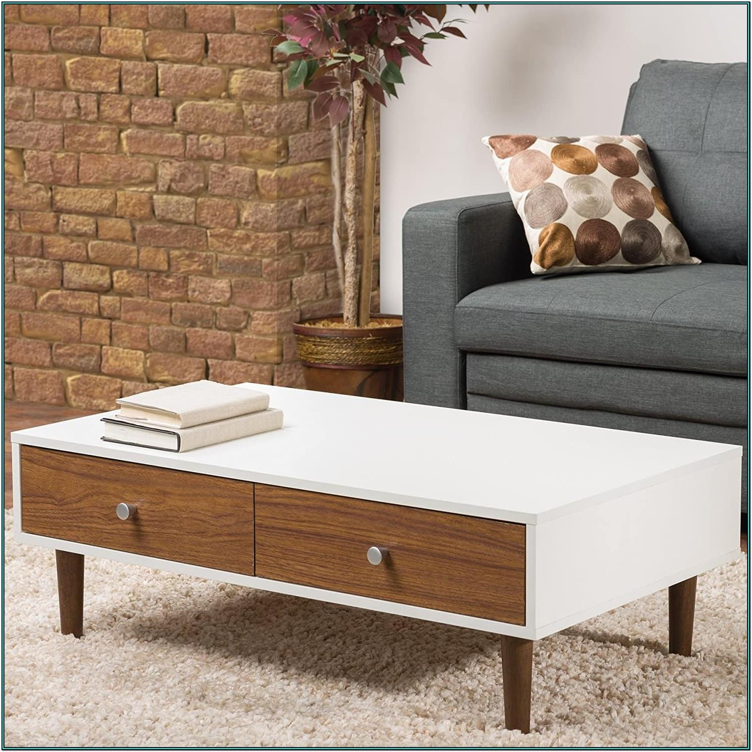 Living Room Small Coffee Table