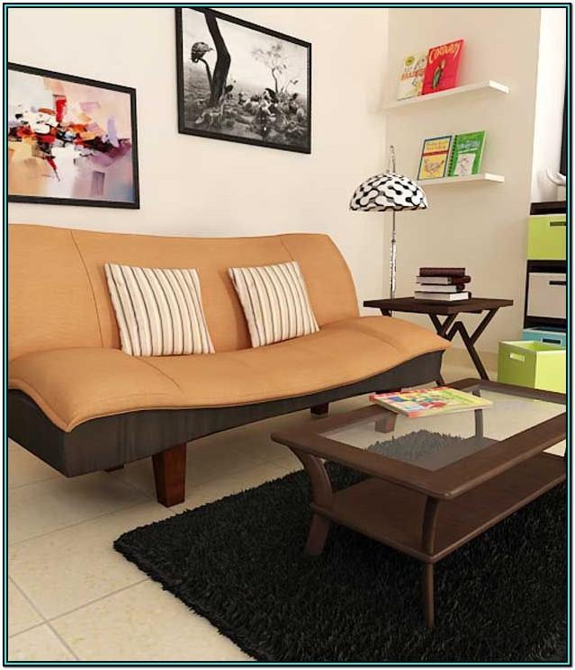 Living Room Sofa Cum Bed