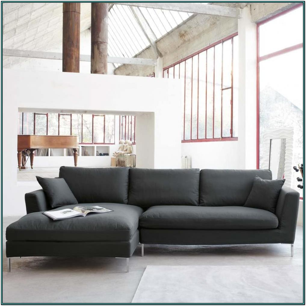 Living Room Sofa With Chaise
