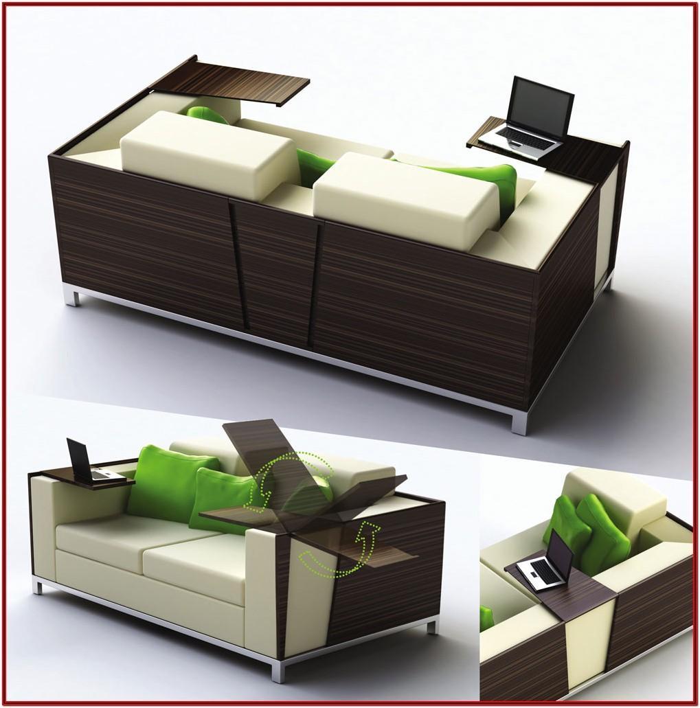 Living Room Space Saving Furniture Ideas