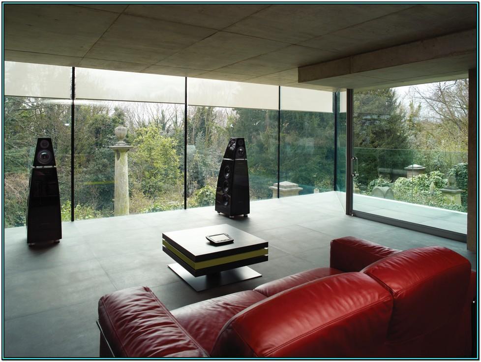 Living Room Surround Sound Setup