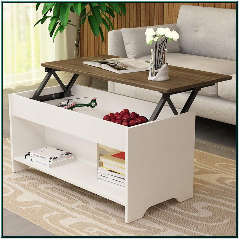 Living Room Table Standard Size