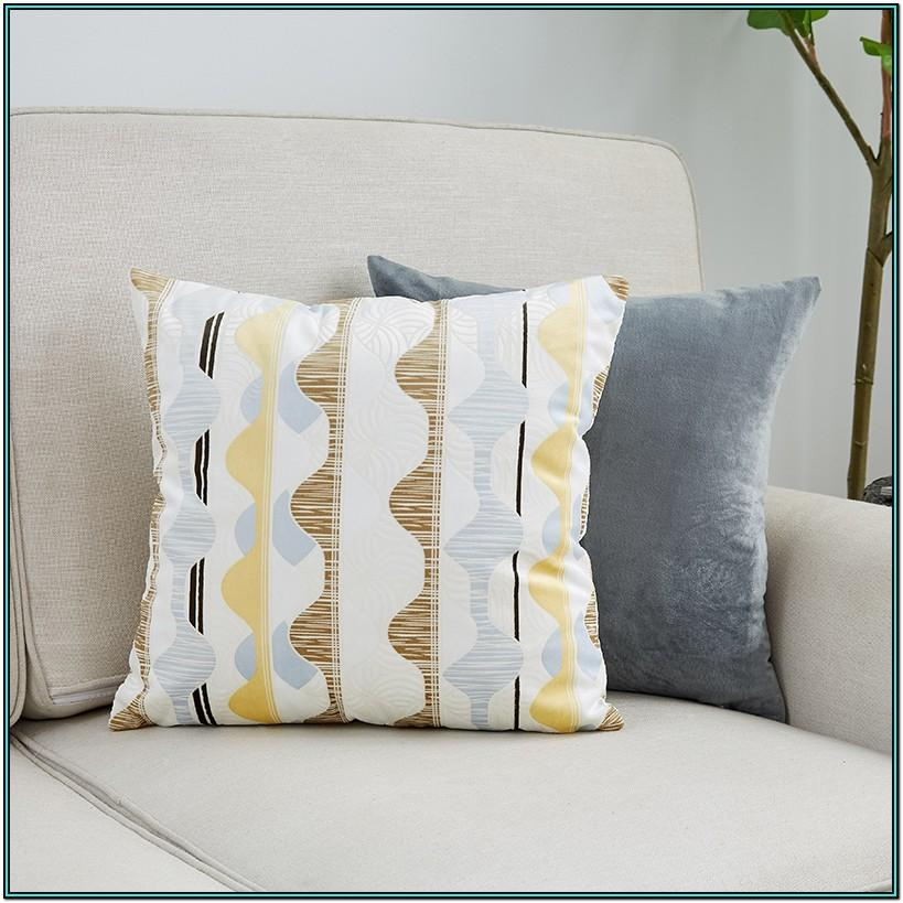 Living Room Throw Pillow Covers