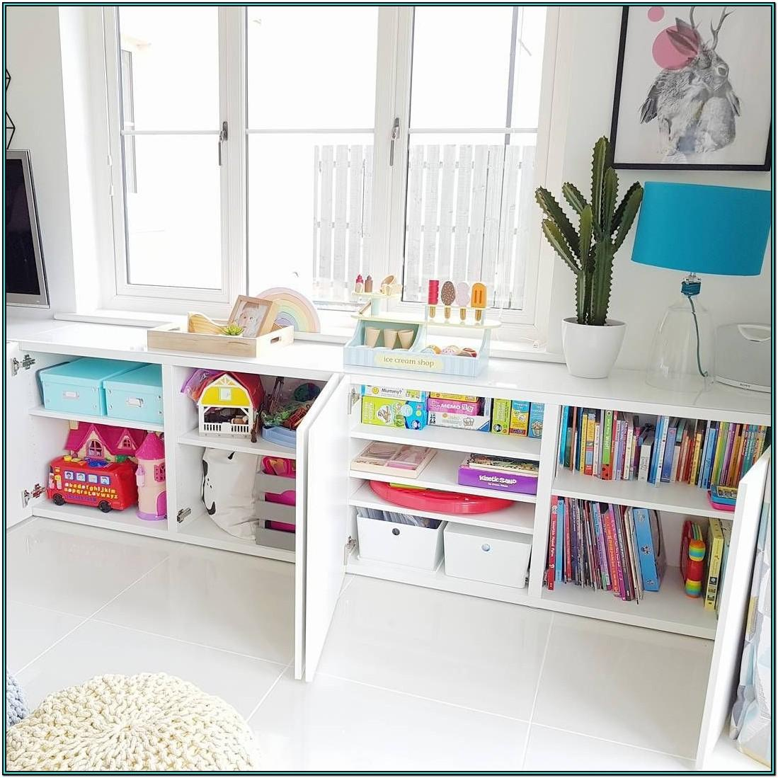 Living Room Toy Storage Solutions