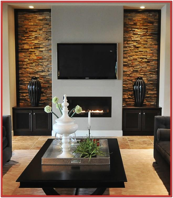Living Room Tv Feature Wall Design Ideas
