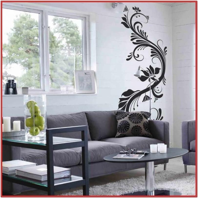 Living Room Wall Paint Design Ideas