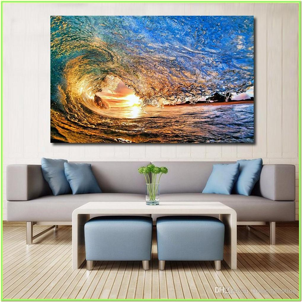 Living Room Wall Painting Images