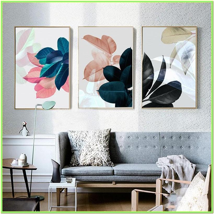 Living Room Wall Painting Pictures