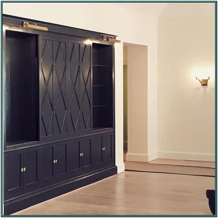 Living Room Wall Storage Cabinets With Doors