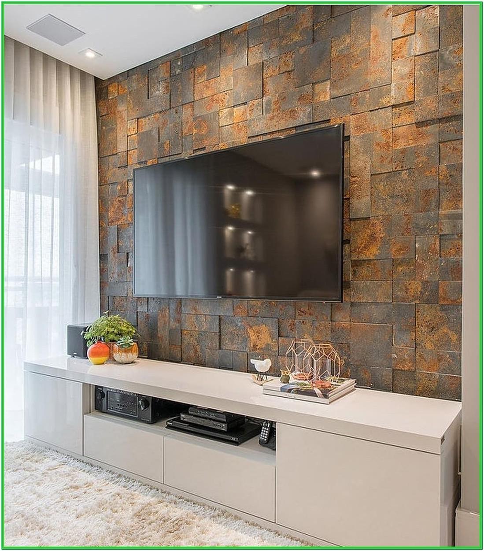 Living Room Wall Tile Design Ideas
