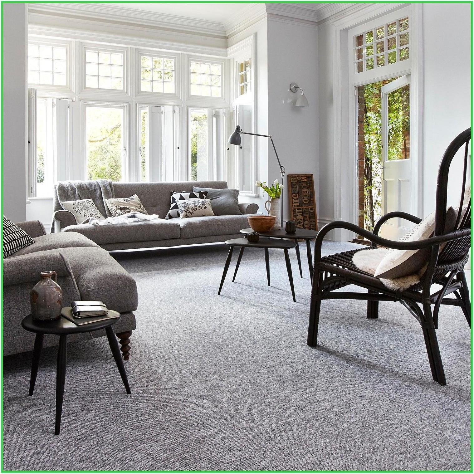 Living Room Wall To Wall Carpet Ideas