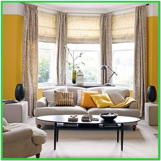 Living Room Window Decor Ideas