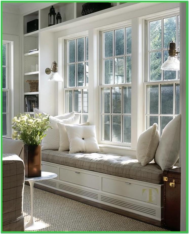 Living Room Window Design In Kerala House
